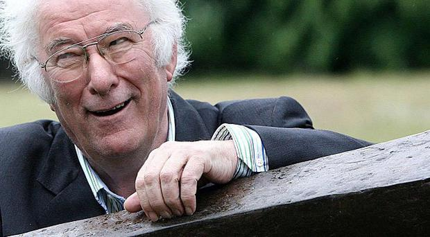 Acclaimed by many as the best Irish poet since Yeats, 74-year-old Seamus Heaney died in a Dublin hospital last month