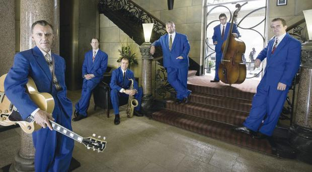 King Pleasure and the Biscuit Boys are making their Northern Ireland debut this weekend