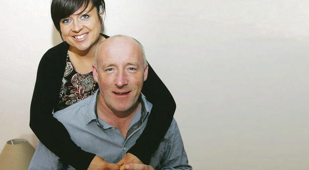 Patrick and Noreen McGreevy are recovering after their major operation