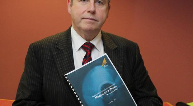 A drive to improve accuracy of judge-issued orders in Northern Ireland could force under-pressure court clerks to go elsewhere, inspectors warned, with Chief Inspector of Criminal Justice Brendan McGuigan saying staff who worked to improve Court Service performance figures needed support