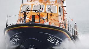 The RNLI lifeboat in Portrush has been damaged.