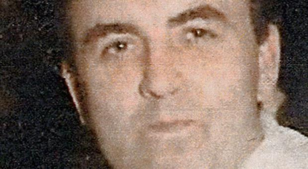 Joe Lynskey, who disappeared in 1972 (Wave Trauma Centre/PA)