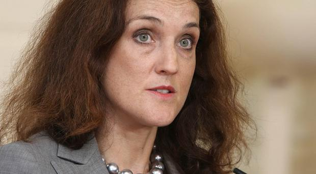 Secretary of State for Northern Ireland Theresa Villiers believes a moratorium on contentious parades would be unworkable.