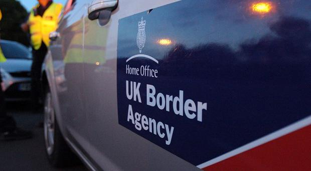 Home Office officials are cracking down on illegal immigration across Northern Ireland