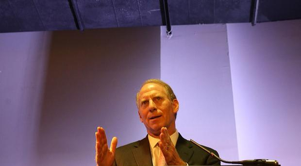 Former US envoy Dr Richard Haass is chairing all-party discussions aimed at helping resolve divisions over parading, flags and the legacy of the conflict