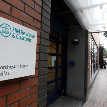 HM Revenue and Customs said the suspected fraud was linked to the transport industry but declined to give further details
