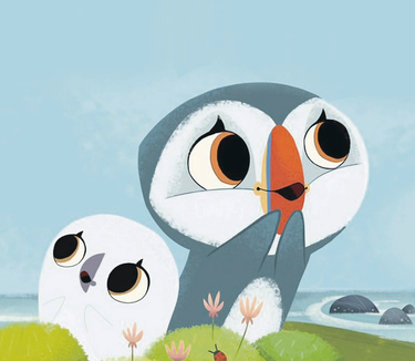 Puffin Rock: Brought to life in a Derry studio, story of a