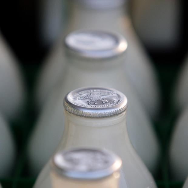 Some Northern Irish milk processors have found themselves unable to sell in the Republic