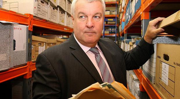 Dave Cox is to step aside as head of the Historical Enquiries Team on September 28