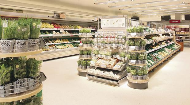 Upmarket grocer Waitrose is gearing up for entry into the Northern Ireland retail sector