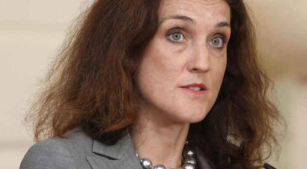 Theresa Villiers says sectarian division could destroy efforts to boost the Northern Ireland economy