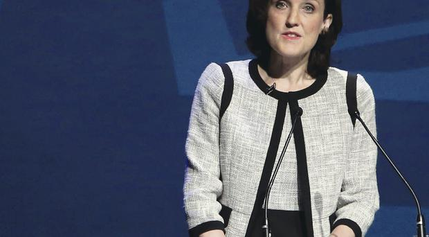 Secretary of State for Northern Ireland Theresa Villiers