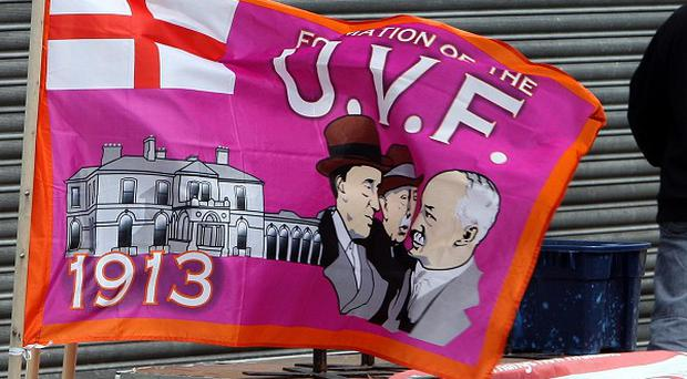 The Ulster Volunteer Force (UVF) is still heavily involved in gangsterism, the PSNI has said