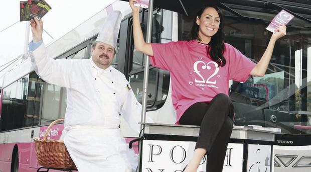 Tuck in to some posh nosh during Belfast Restaurant Week 2013 and enjoy talks, entertainment and cookery demonstrations