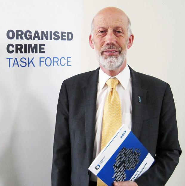 David Ford has defended cuts to the legal aid bill