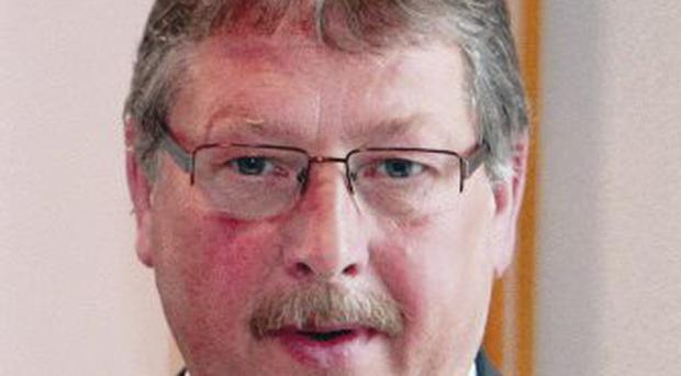 DUP MP Sammy Wilson called the directive