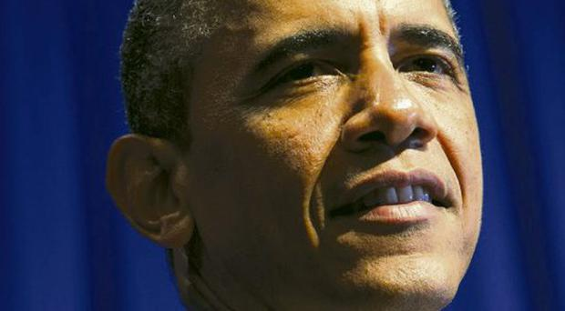 Targets: Barack Obama, Julian Simmons and Gerry Kelly