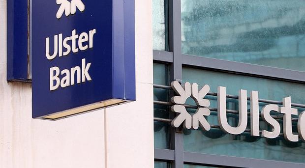 Ulster Bank has said its operations were not part of a controversial review carried out on its parent company RBS