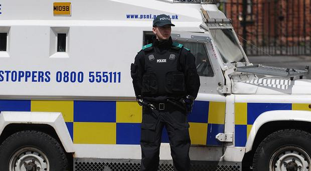 Police investigating suspected dissident activity have arrested a man in Londonderry