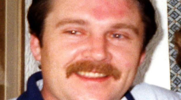 Joseph Reynolds was travelling to work when his van was ambushed by gunmen in east Belfast in 1993 (PSNI/PA)