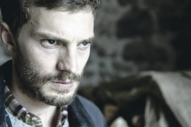Dornan as a serial killer in the BBC drama, The Fall