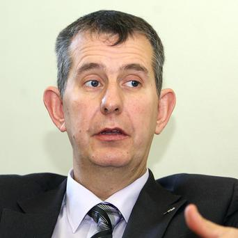 Health Minister Edwin Poots is set to bring revised abortion guidelines before the Stormont Executive