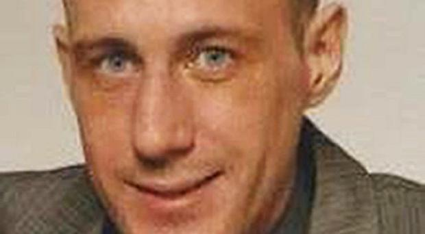 Barry McCrory, 35, was gunned down in a flat in Londonderry city centre