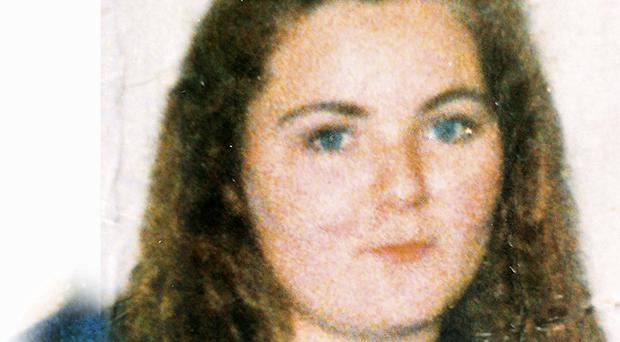 Arlene Arkinson, 15, disappeared after leaving a disco in Bundoran, Co Donegal, in August 1994