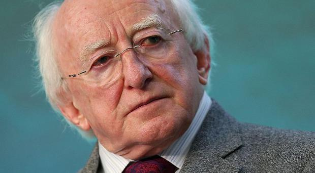 Michael D Higgins is set to join Enrique Pena Nieto to witness the signing of the agreement between Randox Teoranta and Central de Diagnostica e Industria