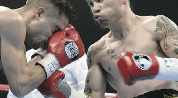 Special talent: Carl Frampton