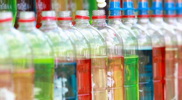 Parents have been urged to give their children fewer fizzy drinks as part of an anti-obesity drive