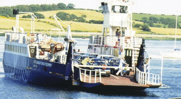 New ferries on the Strangford to Portaferry and Rathlin services