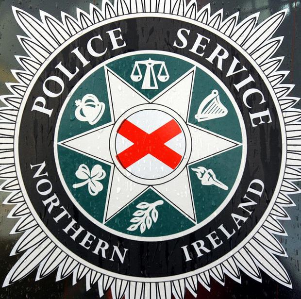 Windows smashed and bins set on fire during a racist attack in Newtownabbey
