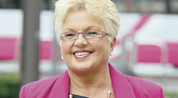 A senior DUP source said he could see no reason why Ruth Patterson would want to leave the party