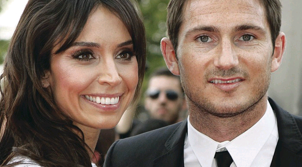 Christine Bleakley and fiancee, Frank Lampard, plan to wed