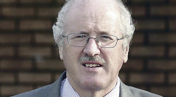 DUP MP Jim Shannon: It's part of the job. I think it is wrong to provide remuneration