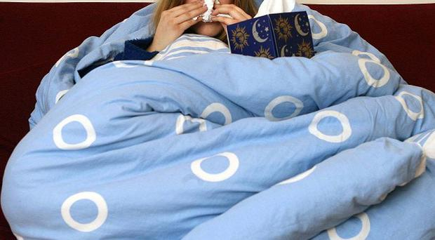 Civil servants take an average of 10.6 sick days a year, a report has revealed
