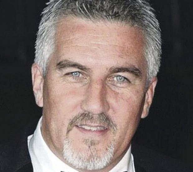 Great British Bake Off star Paul Hollywood