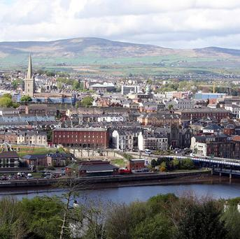 Derry City Council and the Culture Company have been embroiled in a dispute about marketing