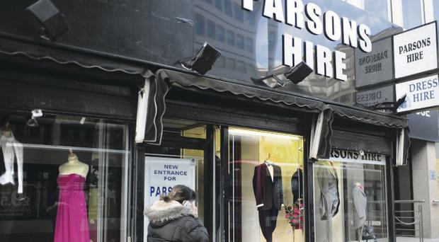 Parsons Hire faced increasing competition in recent years