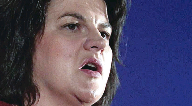 Enterprise Minister Arlene Foster has lost a consultation