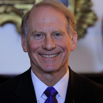 Dr Richard Haass said consultations this week had made him optimistic that the talks initiative could deliver a positive outcome