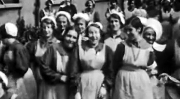 Disgrace: the Magdalene laundries