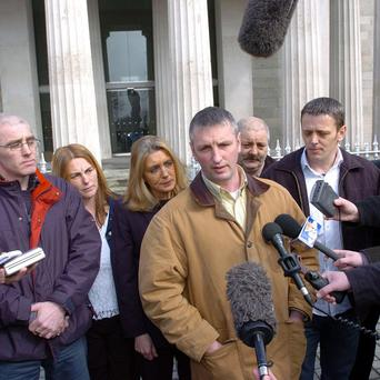Michael McConville, son of the murdered Jean McConville, has told of his ordeal at the hands of the IRA.
