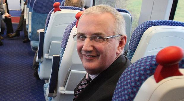 Danny Kennedy said he would not be prepared to support moves to privatise Translink