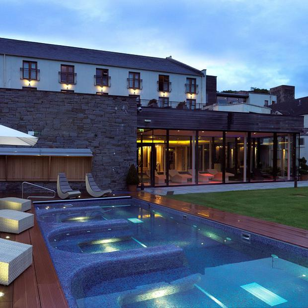 The Galgorm Resort and Spa in Co Antrim has announced a ten million pounds extension to the hotel which will create 60 new jobs