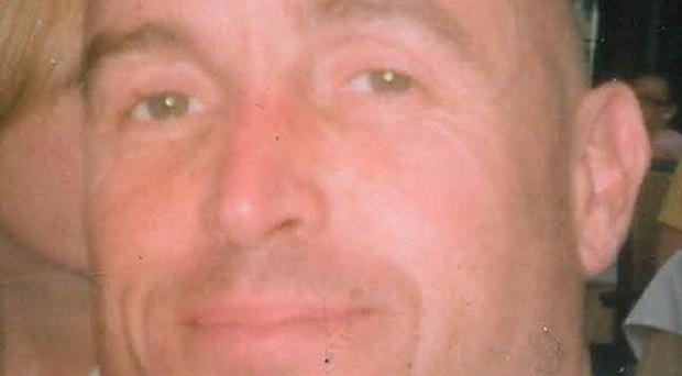 Kevin Kearney, who was found murdered in a north Belfast park