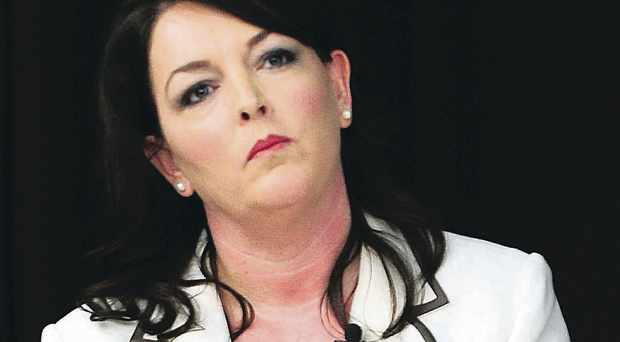 NI21 party chairwoman Tina McKenzie has revealed her father is a former IRA bomber, currently held in Italy's highest security prison in Rome on money laundering charges.