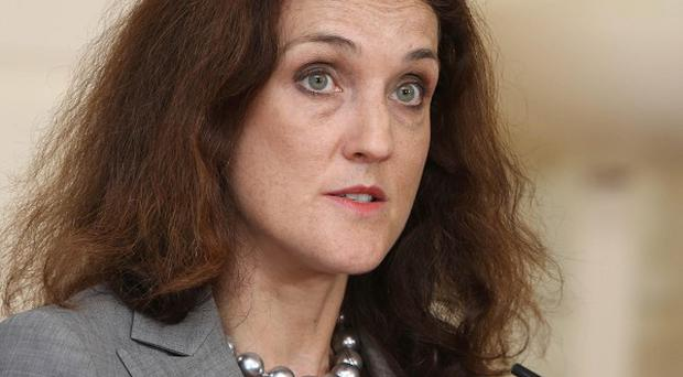 Theresa Villiers told MPs that she fully supports the Haass discussions