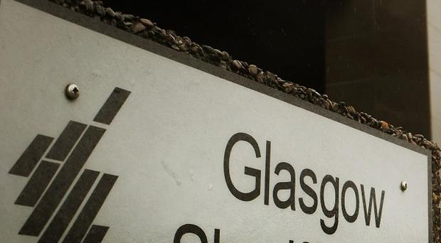 Five people with alleged links to dissident republicanism have made a second appearance at Glasgow Sheriff Court charged under the Terrorism Act